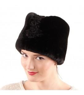2003 Женская шапка из мутона