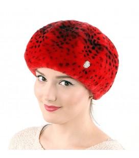 2005 Женская шапка из мутона