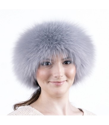 0771 Меховая шапка ушанка