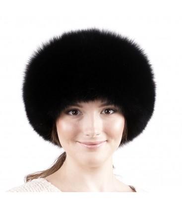 0772 Меховая шапка ушанка