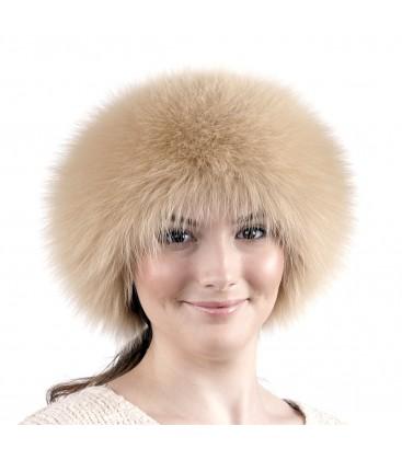 0773 Меховая шапка ушанка
