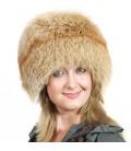 1511 Женская шапка из лисы
