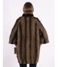 0502 Куртка из кролика поперечная